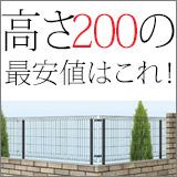 高さ200